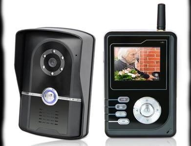 Door camera device