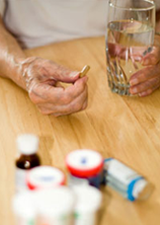 Domiciliary Care - Prompting for Medication