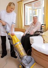 Domiciliary Care - Domestic Help