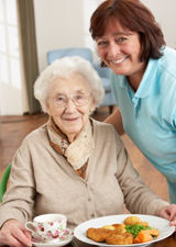 Domiciliary Care - Meal Preparation