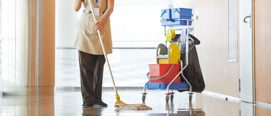 commercial cleaning nottingham - mum's helping hands