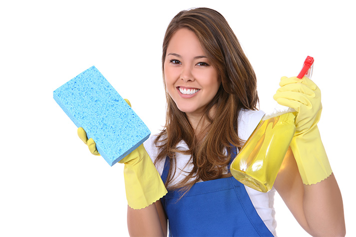 contract cleaner nottingham