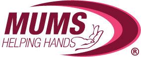 Mum's Helping Hands - Main Logo