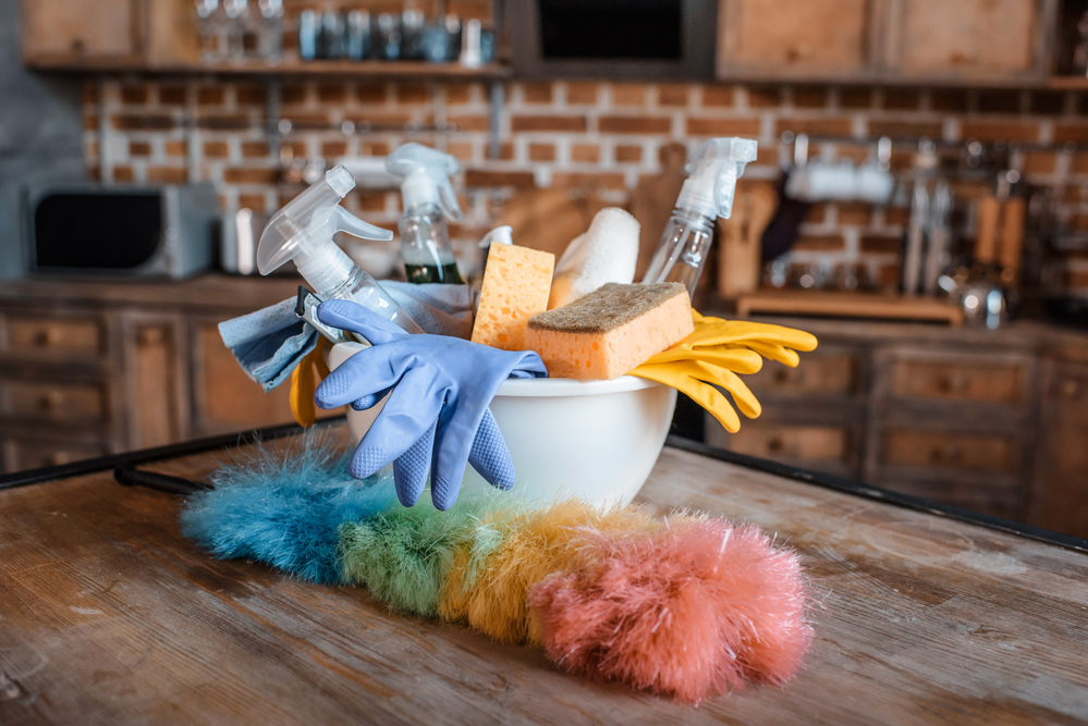 Domestic Cleaning Nottingham, House Cleaners Equipment